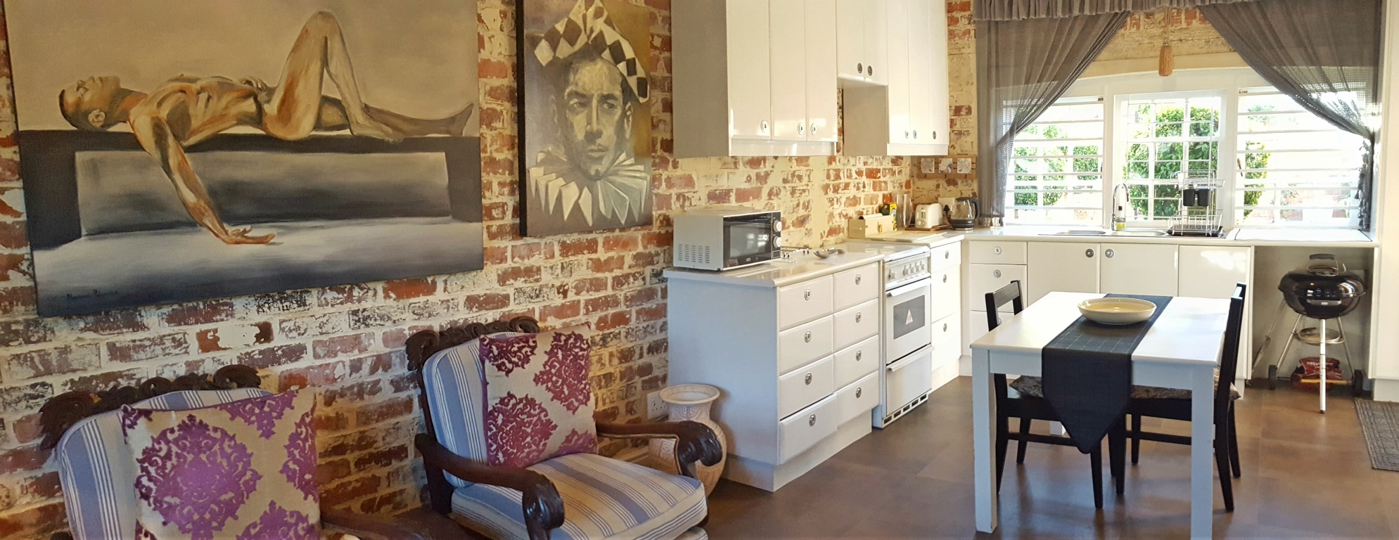 Gardenfly Guesthouse, self-catering accommodation, somerset west, winelands, beach, strand, western cape, gay friendly, gay-friendly